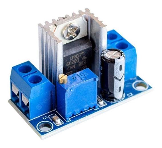 10x Lm317 Dc-dc Step Down Regulador De Tensão Ajustável Nfe