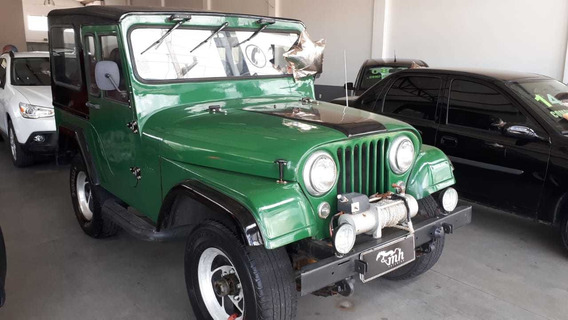 Jeep Willys Motor Diesel 4 X 4 1973
