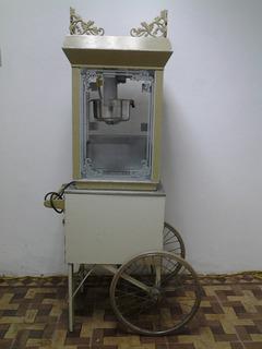 Máquina Para Hacer Cotufas Vintage Marca Gold Medal Electric