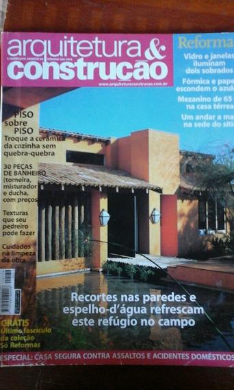Revista Arquitetura & Construção N 176 Dezembro 2001