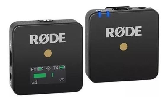 Rode Wireless Go - Pronta Entrega - Envio Imediato!!