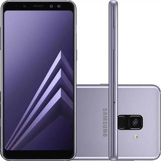 Samsung Galaxy A8 64gb De Vitrine Com Risco