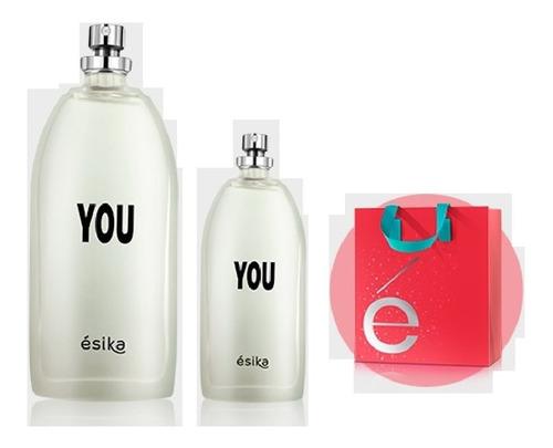 Imagen 1 de 1 de Set Perfume You