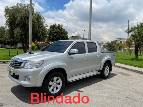 Toyota Hilux Blindado