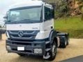 Mb 3344 - 2014 - 6x4 - Semi Autom. - Cavalo - R$ 250.000,00