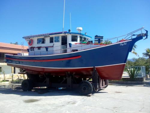 Barco Madeira 40 Pés