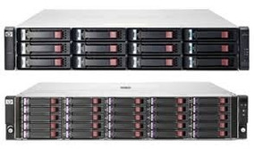 Storage Hp Msa P2000 - Expansão + 12 Gavetas