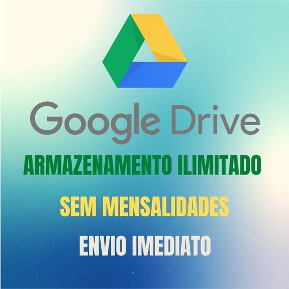 G Drive Ilimitado - Armazenamento Ilimitado (drive)