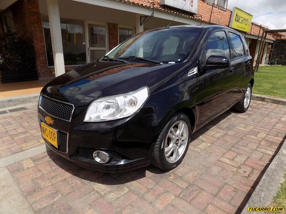 Chevrolet Aveo Emotion 1.6cc Mt Aa