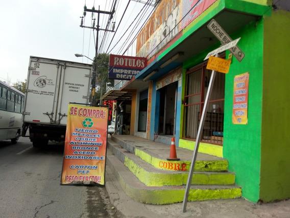 Se Vende Propiedad Con 4 Locales Comerciales Lateral Autopis