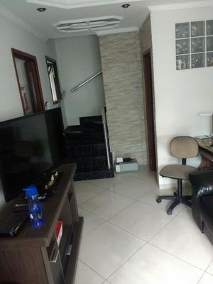 Casa Em Vila Pires, Santo André/sp De 60m² 2 Quartos À Venda Por R$ 370.000,00 - Ca62020