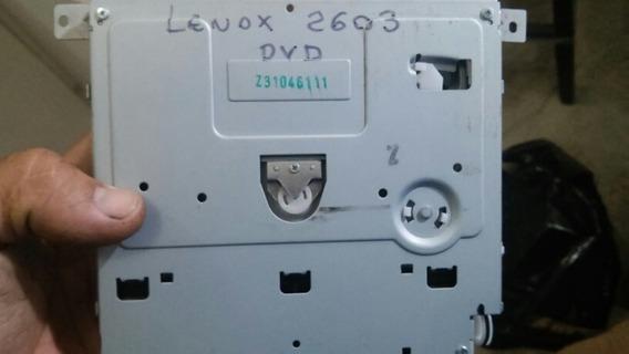 Mecanismo Dvd Lenoxx 2603