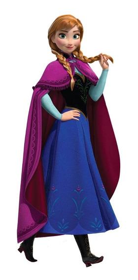 Disfraz De Frozen-ana
