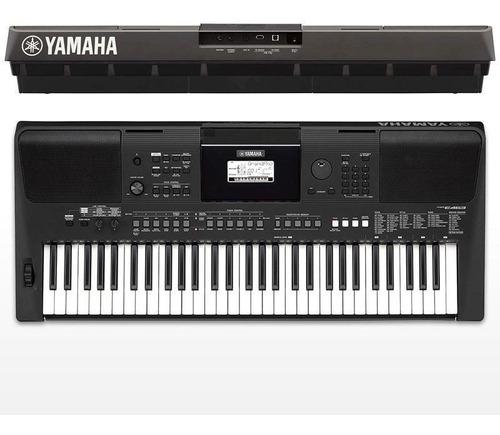 Teclado Arranjador Yamaha Psre463 Com Fonte
