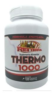 Thermo 1000 120 Cáp 500mg Com Café Verde
