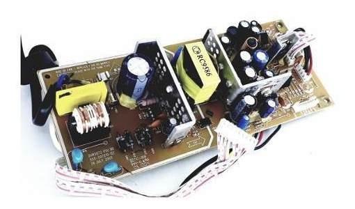 Placa Fonte Dvr-5072 Para Gravador Dvd Semp Toshiba Sd-rx33d