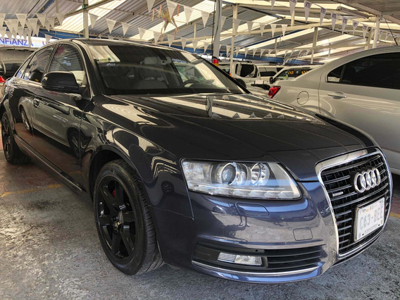Audi A6 Security Blindaje Nivel 4