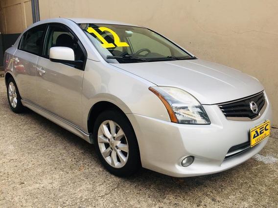 Nissan Sentra Sr 2.0 Flex - 2012