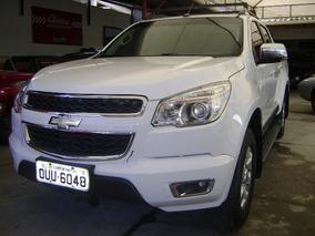 Chevrolet S10 2.4 Ltz Cab Dupla 4x2 Flex 4p Unico Dono Extra
