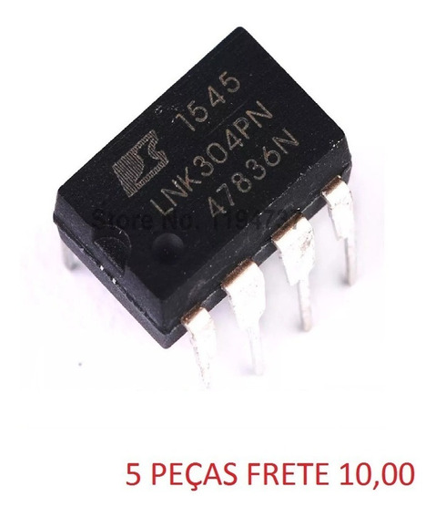 Kit Com 5 Ci Lnk304pn Lnk304 - Dip - 7 Original