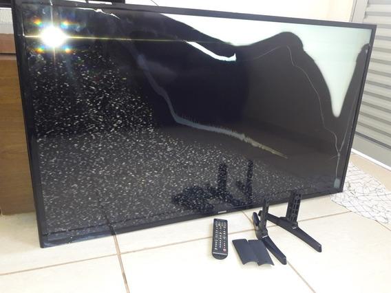 Smart Tv 48 Samsung Somente Pra Retirar Peças