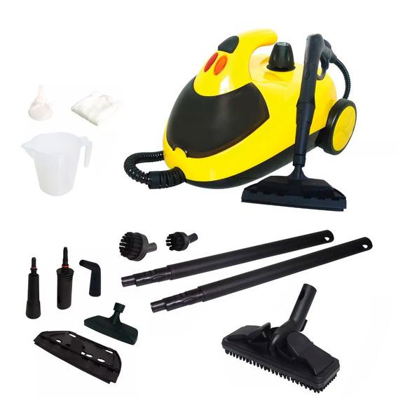 Vaporizador E Higienizador C/ Acess. 1500w Vapor Clean 110v