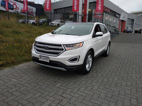 Ford Edge Sel 4x4 3.5 2017