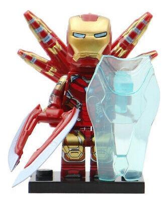 Lego Compatible Iron Man Mk 85 Avengers Endgame