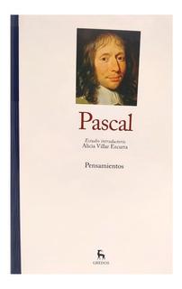 Grandes Pensadores Gredos Nº 11 Pascal I