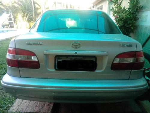 Toyota Corolla 1.8 Xei 1999 Automático