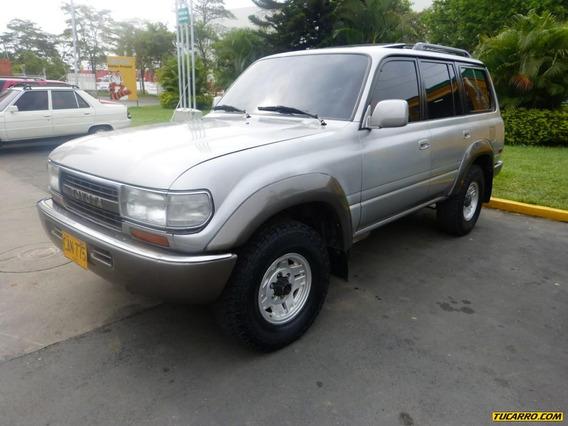 Toyota Burbuja Fj 80