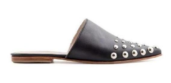 Zapatos Mujer Mules Medio Tiempo - Ss2019 -sibyl Vane