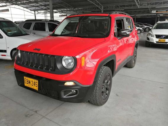 Jeep Renegade 2.4 Aut