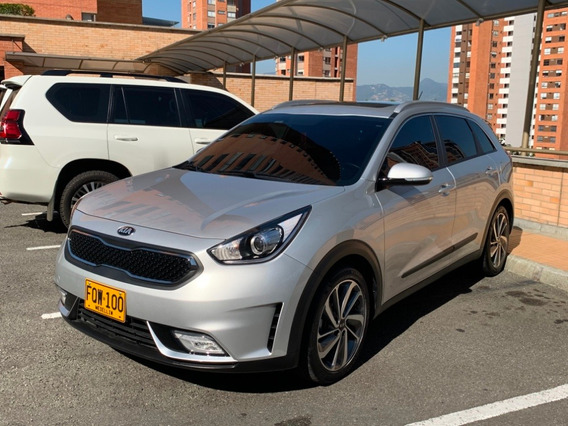 Híbrido Kia Niro 7900 Kms - Sin Pico Y Placa - Carplay