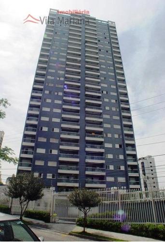 Imagem 1 de 30 de Apartamento Para Venda, 4 Dormitórios, Chácara Klabin - São Paulo - 2004