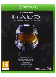 Halo The Master Chief Collection Xbox One. Fisico