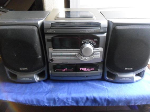 Compact Disc Player Aiwa Cx-ns22 Lh (a_p34)