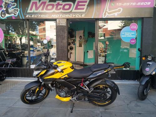 Moto Rouser 200 Moto E