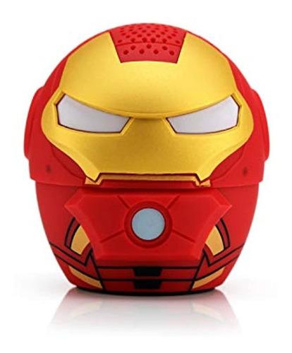 Imagen 1 de 5 de Bitty Boomers Marvel Iron Man Altavoz Bluetooth