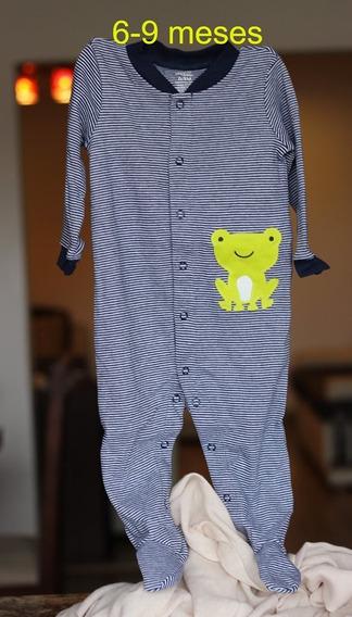 Monitos Carters Bebé Niño Pijamas Varias Tallas Y Modelos