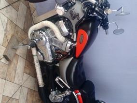 Suzuki Intruder 800cc, Customizada