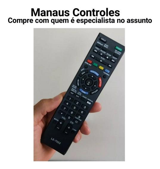 Controle Remoto Tv Sony Bravia Smart Rm-yd101 Com Netflix