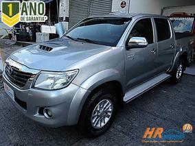 Toyota Hilux 3.0 Srv 4x4 Aut