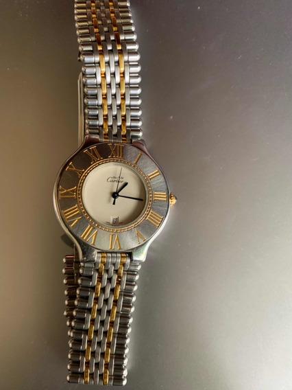 Reloj Must De Cartier