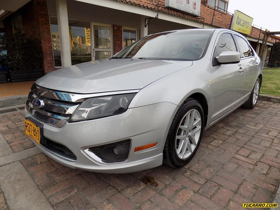 Ford Fusion 3.0cc At Aa
