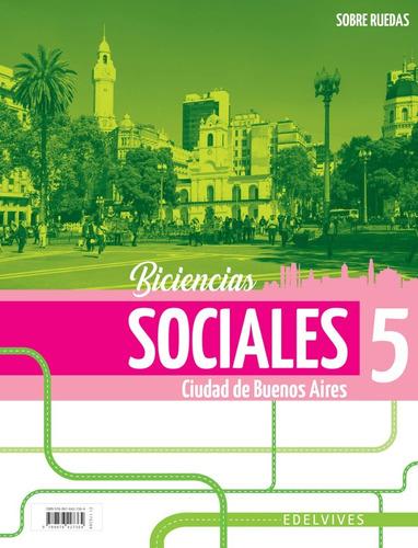 Biciencias 5 Ciudad De Buenos Aires - Sobre Ruedas
