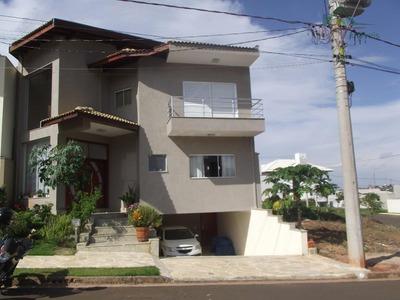 Casa Residencial À Venda, Residencial Portal Do Lago, Sumaré - Ca0184. - Ca0184