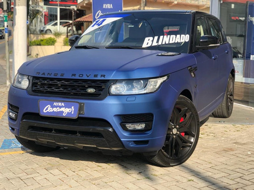 Land Rover Range Rover Sport 5.0 Autob Supercharged V8 B...