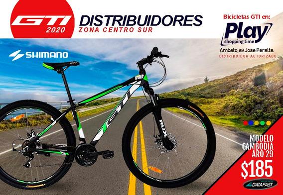 Bicicletas Gti 29
