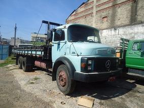 Mb 1114 Truck Carroceria